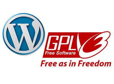 لایسنس و مجوز وردپرس و GPL