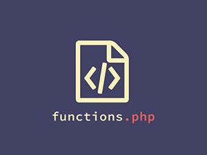 نحوه کار فایل functions.php چگونه است؟