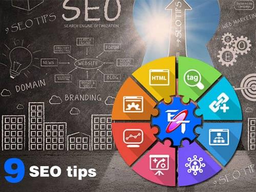 9 نکته برای بالا بردن رتبه سایت در گوگل