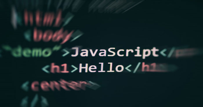 کد جاوا اسکریپت برای طراحی سایت