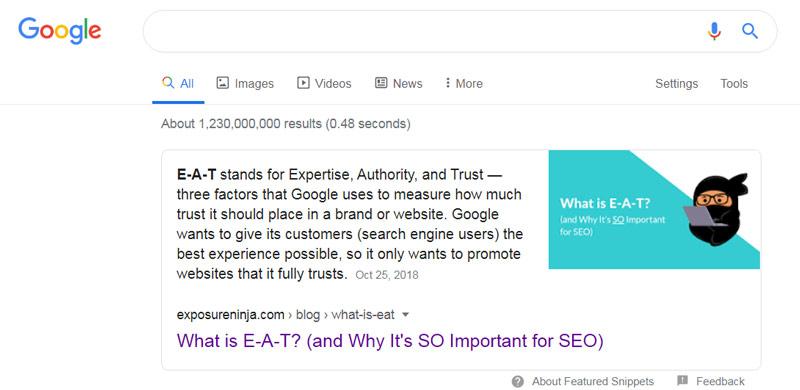 E-A-T چیست؟